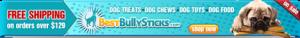 BestBullySticks.com - Dog Treats, Dog Chews, Dog Toys, Dog Food