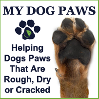 My Dog Paws Lotion Bars - Helping Dog Paws That Are Rough, Dry, or Cracked