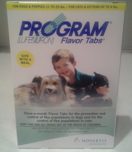 Program Flea Prevention