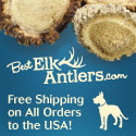 Free Shipping on All Orders $49+ at Best Elk Antlers