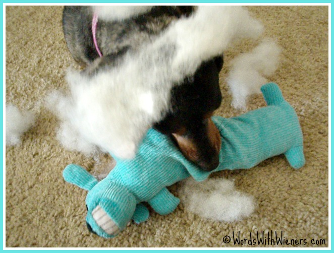 Li'l Girl: Let the Stuffing Fly!