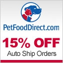 Save on Pet Food and Supplies at PetFoodDirect